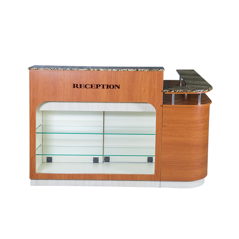 Reception w/Side Cabinet - New Color